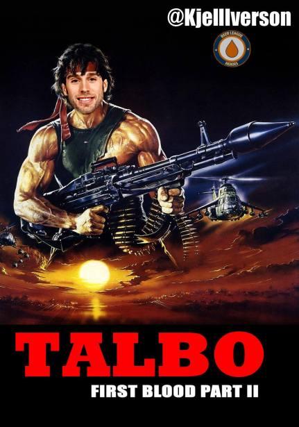 Cam Talbot Rambo