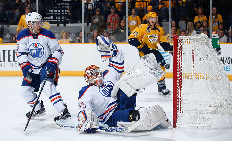 Is Cam Talbot Tired? By Marcus Boutilier