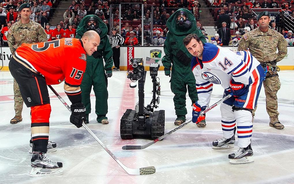 Ducks v. Oilers