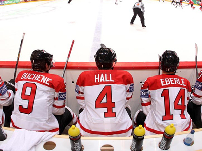 Could Taylor Hall really make Team Canada for the 2016 World Cup of Hockey this summer?