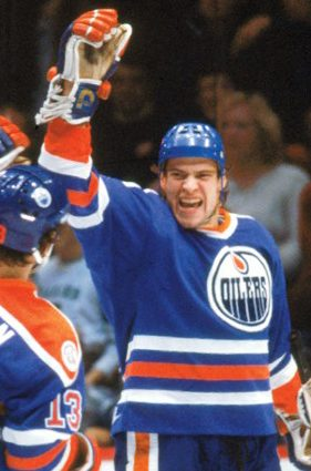 gretzky messier oilers