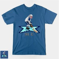 Pick up a 16-bit Stammer tee before he's playing somewhere else!