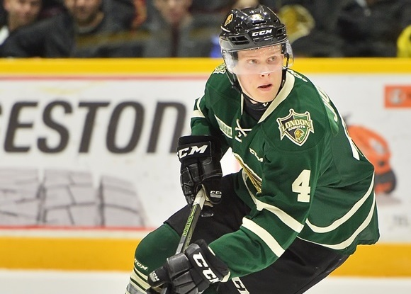 dc52344d Kosmic's Top Ten 2016 NHL Draft Prospects: #4 Olli Juolevi - Beer League  Heroes