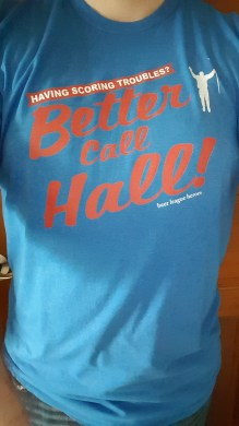 better call hall shirt