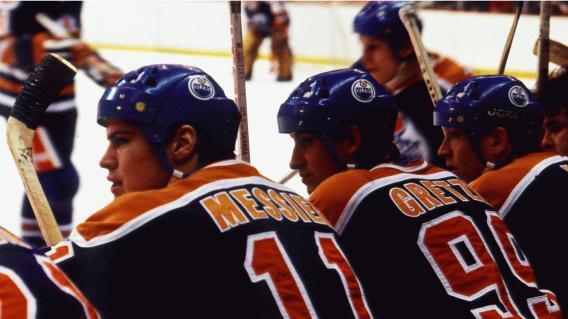 oilers 80s