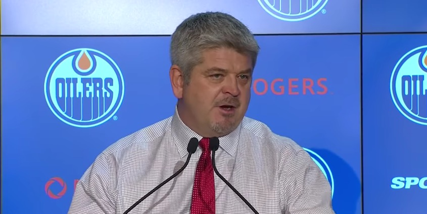 Chiarelli Isn't the Only Oilers GM We Could Accuse of Poor Asset Management by Lindsay Ryall