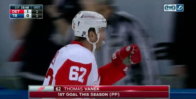 Oilers Trade Target: Thomas Vanek