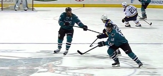 Oilers/Sharks G5: That's Not a Spear, This is a Spear!