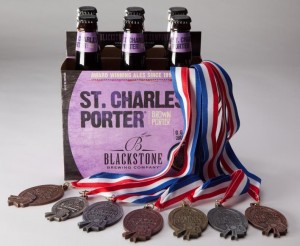 Picture courtesy of Blackstone Brewing Co.