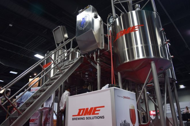 dme brewing equipment