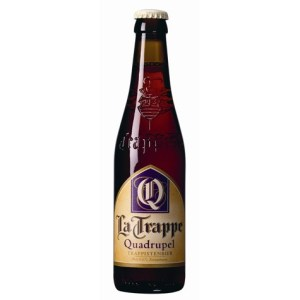 La Trappe Quadrupel 330ml