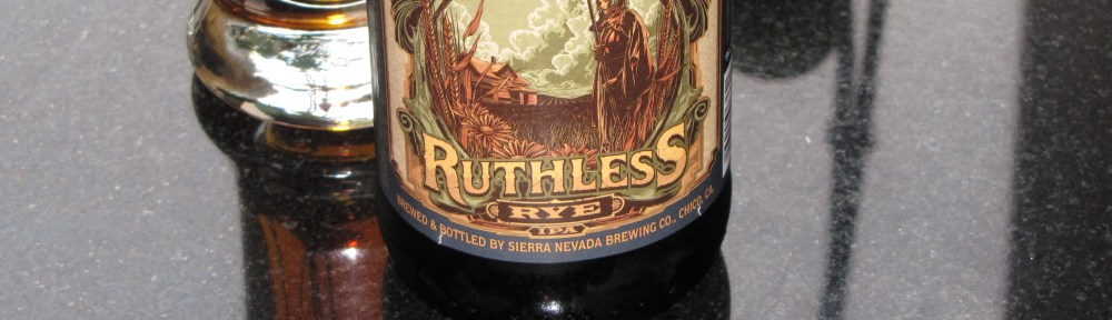Sierra Nevada - Ruthless Rye