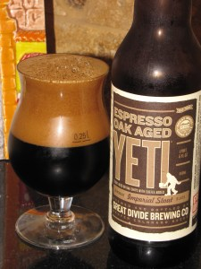 Great Divide - Espresso Oak Aged Yeti