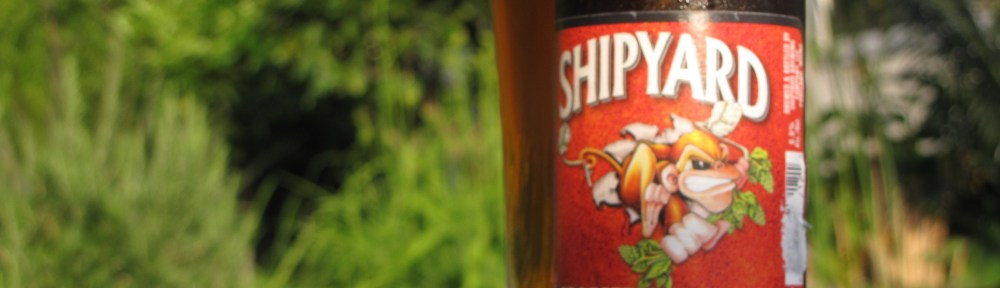 Shipyard- Monkey Fist IPA