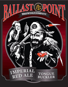 Ballast Point - Tongue Buckler
