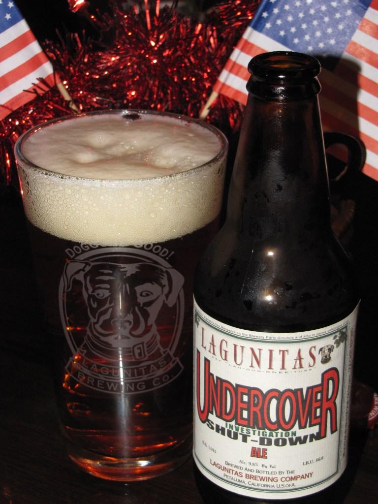 Lagunitas - Undercover Investigation Shut-Down Ale