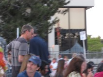 Ooh look, Tony Hawk! Sorry for the stalker photo, I remember meeting him at the Del Mar Skate Ranch when I was a kid. Bone's Brigade!