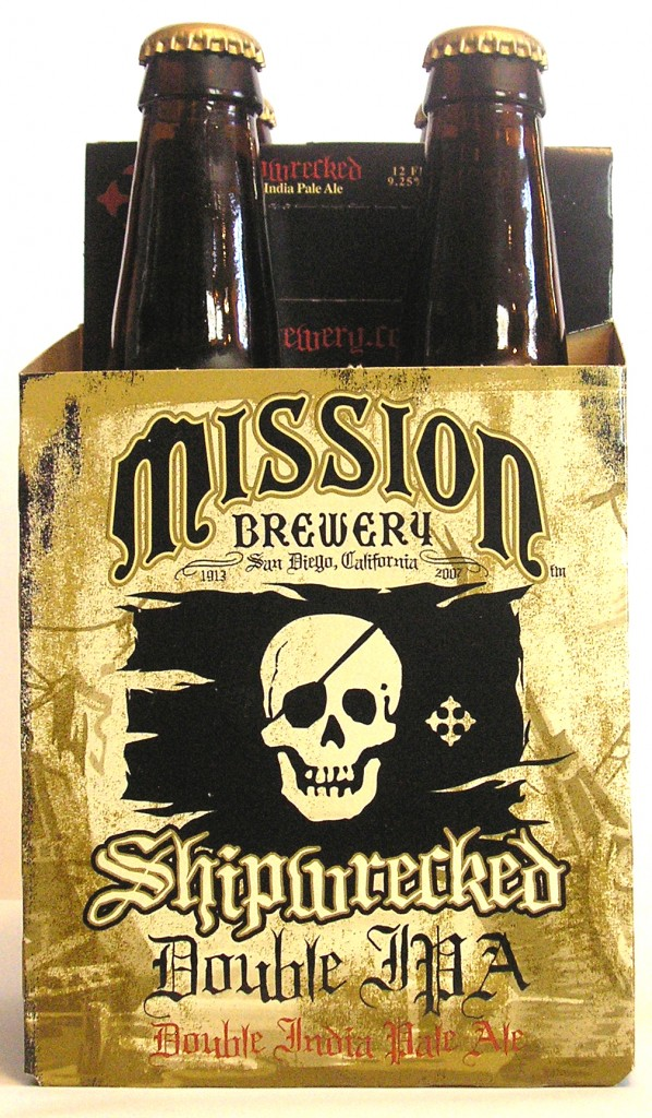 Mission - Shipwrecked Double IPA