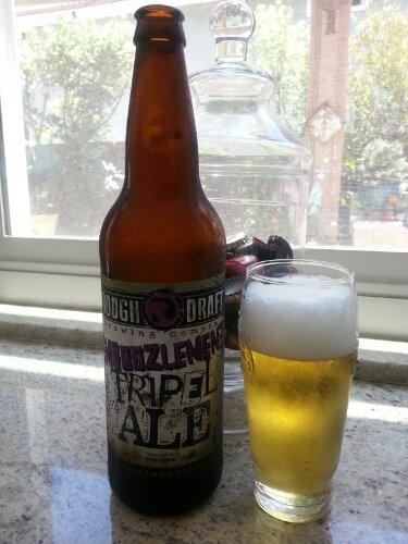 Rough Draft - Emboozlement Tripel Ale