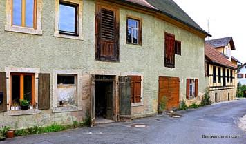 aufsess village