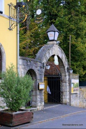 würzburg hofbräu exterior