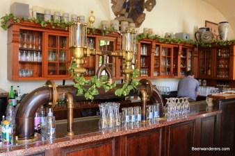 old pub bar