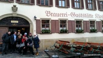 bamberg klosterbräu exterior