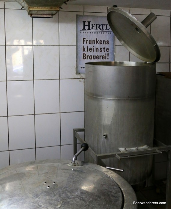 small brew kettle