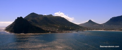 mountains bay