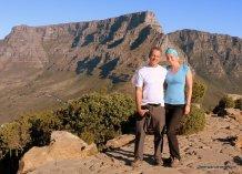 couple on mountain top