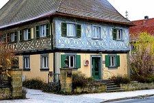 half-timbered Schesslitz