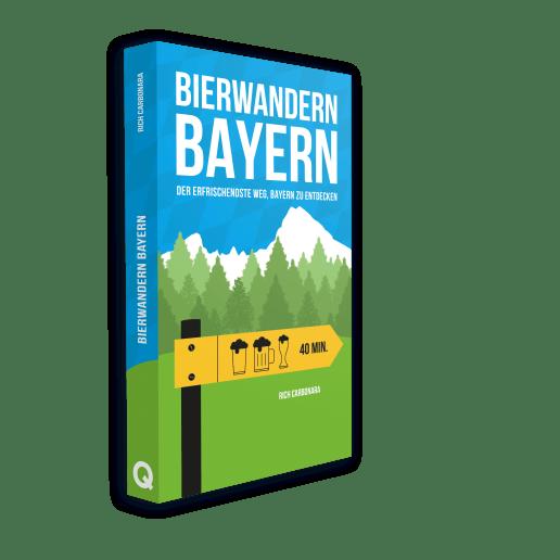bierwandern bayern buch
