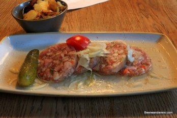 jellie meat on plate