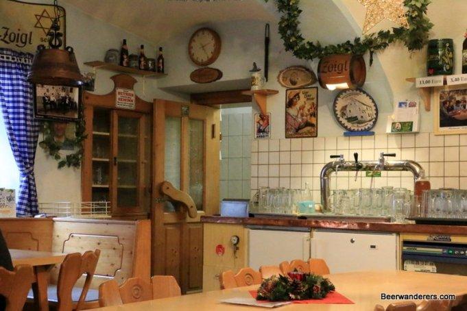 Zoigl kitchen