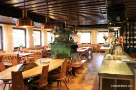 cozy pub