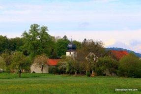 small village chapel