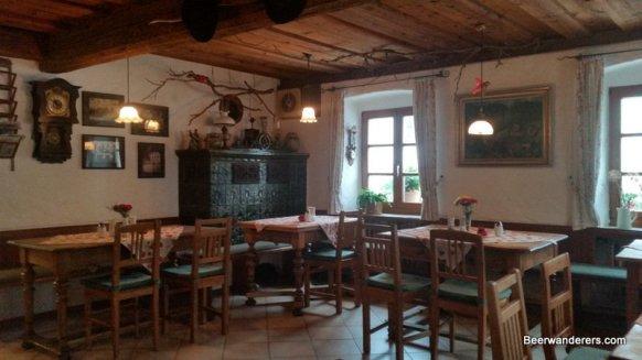 old pub interior