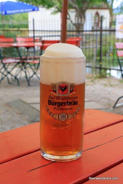 bad windsheim freilandsmuseum beer