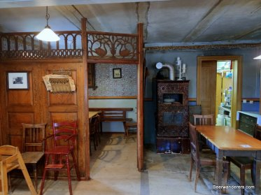 cozy old pub