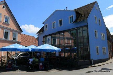 bayreuth becher bräu exterior