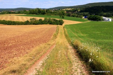 rural trail