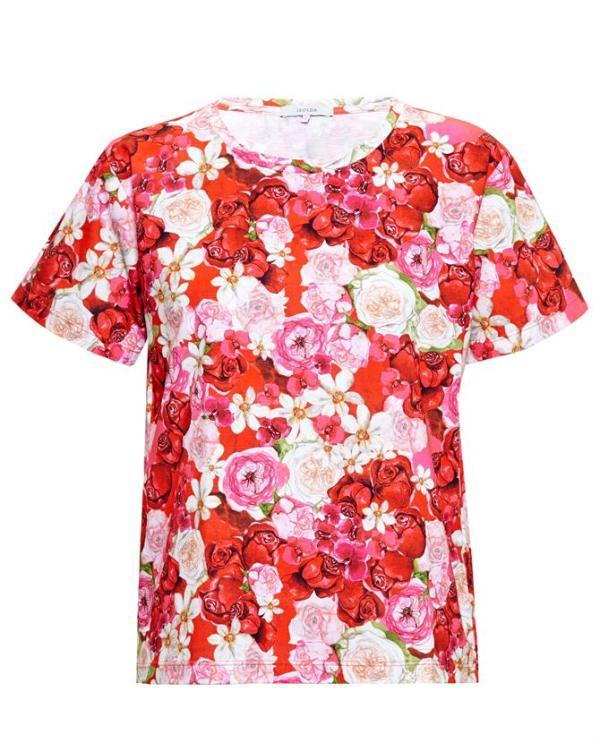 Browns, Isolda Floral Print Tee