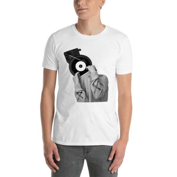 """T shirt """"Vinyl head"""" high quality"""