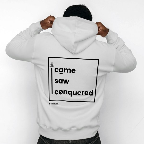 """Women Hoodie """"quote 1"""" high quality cotton"""