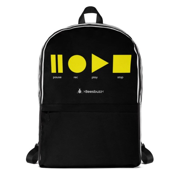 "Backpack ""Symbols"" high quality"