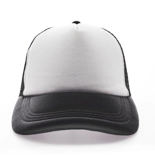 Custom mesh cap design 100% cotton / polyester