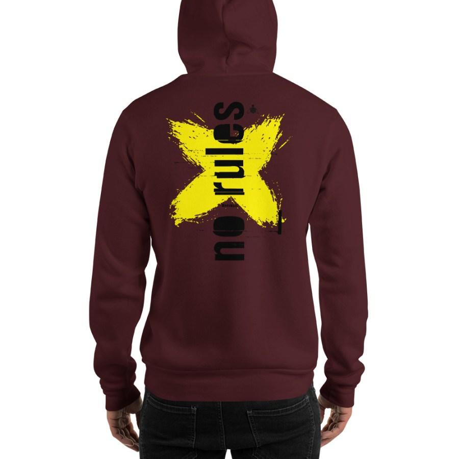 unisex heavy blend hoodie maroon back 6148bec694b37