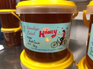 Bendigo Local Honey
