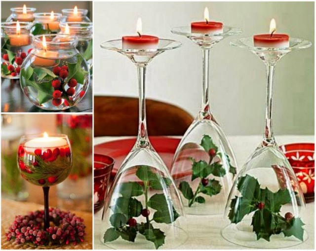 DIY Floating Candle Centerpieces Tutorial