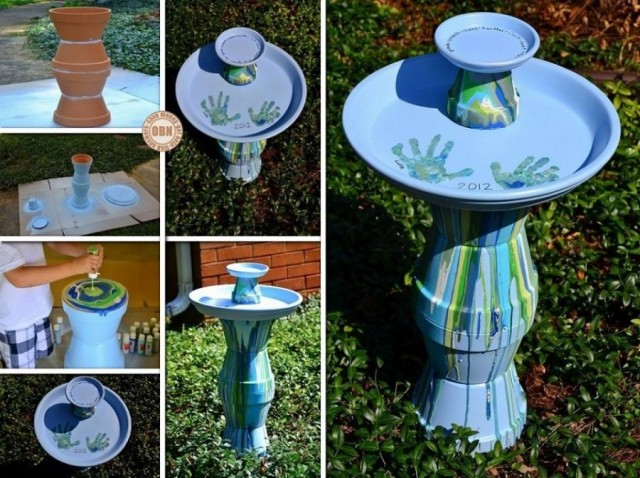 20+ Amazing Clay Pot DIY Projects for Your Garden7
